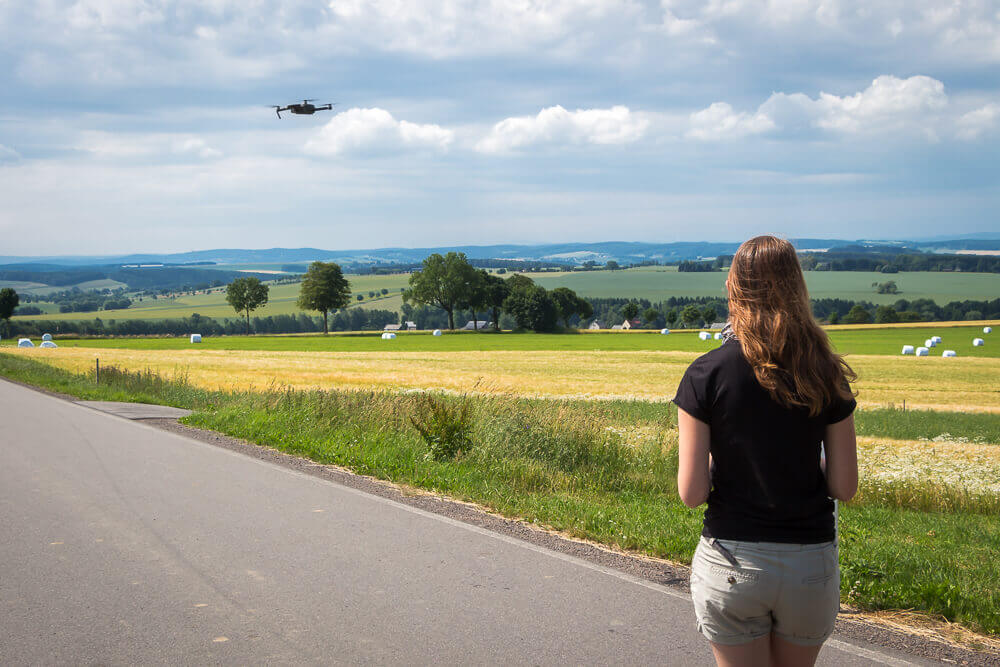DJI Mavic Pro Review: The Ultimate Travel Drone? - Drone Traveller
