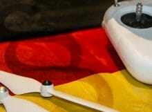 Flying Drones in Germany