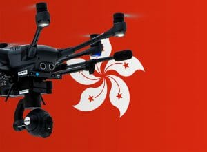 Drone rules in Hong Kong