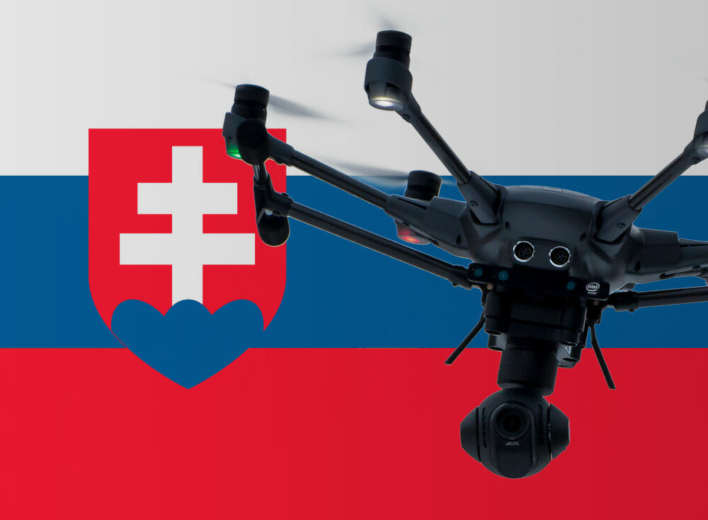 Drone rules and laws in Slovakia - current information and