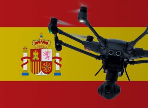 Flying Drones in Spain