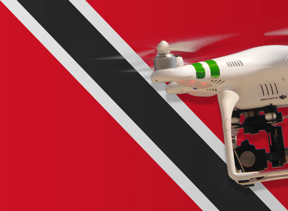 Flying drones in Trinidad and Tobago
