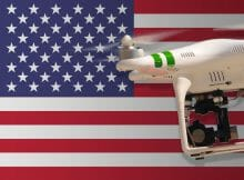 Flying Drones in the USA