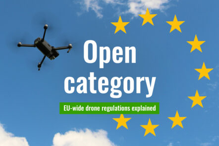 Drone Open Category