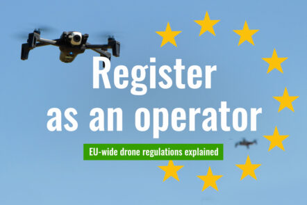 Drone Registration Europe